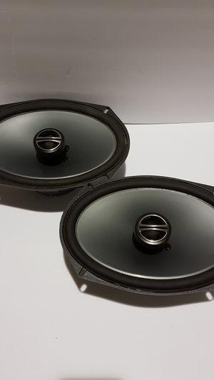 Alpine 6 x 9 in car speakers for Sale in Alexandria, VA
