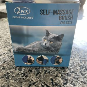 Brand New Self-massage Brush For Cat With Laser Pointer for Sale in Chino, CA
