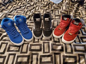 Van's and Supra size 8-9 for Sale in Denver, CO