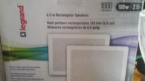 Speakers for home theater or multi room audio applications for Sale in Vancouver, WA