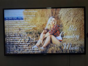Phillips 50 inch smart tv for Sale in House Springs, MO