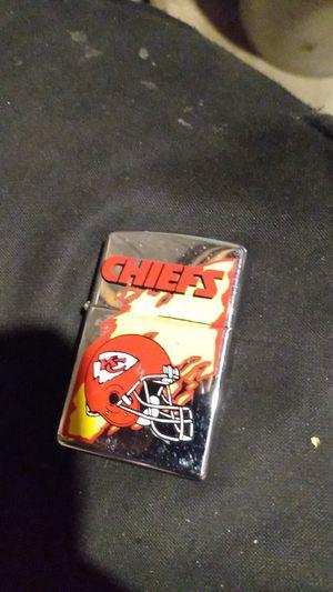 Zippo cheifs lighter for Sale in Garden City, MO