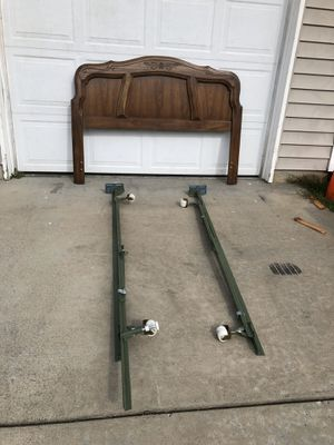 Full Size Bed Frame for Sale in Vancouver, WA
