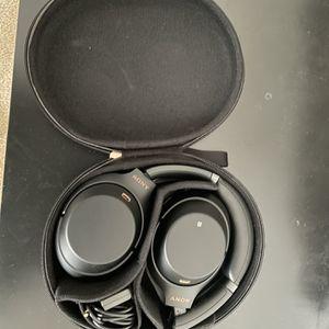 Sony Headphones WH-1000XM4 for Sale in Hampton, VA