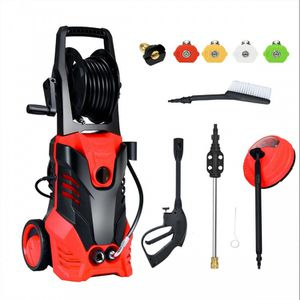 Electric High Pressure Washer With Patio Cleaner in Red for Sale in Henderson, NV