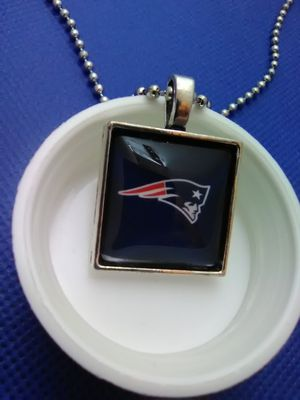 New England Patriots Necklace for Sale in Columbus, OH