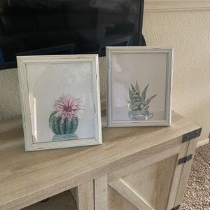 Hobby Lobby Cactus Canvas Print Pictures4 for Sale in Glendale, AZ