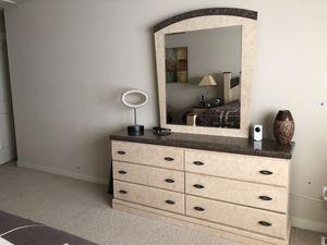 Queen Bedroom set for sale with Mattress for Sale in Redmond, WA