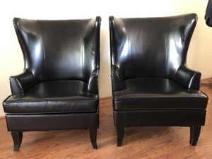 Wing Back Chairs -New for Sale in Sacramento, CA