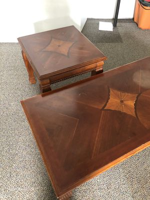 Coffee table/ end table for Sale in Midlothian, TX