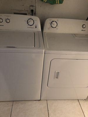 Amana Washer/Dryer Pair for Sale in Riviera Beach, FL
