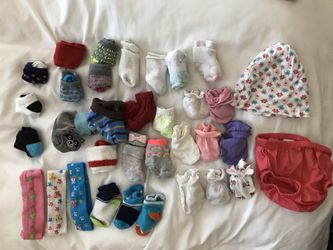 Baby clothing accessories boy and girl for Sale in Gilroy,  CA