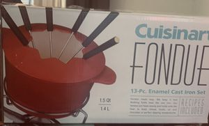 Cuisinart Fondue for Sale in Phoenix, AZ