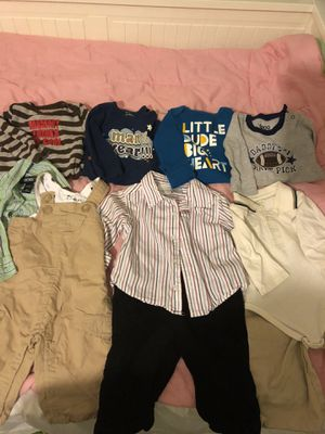 Boys 6-9 month clothes Lot 1 for Sale in Woodlawn, MD