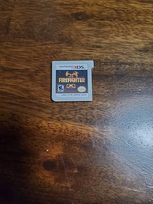 Nintendo 3DS Firefighter for Sale in Miami, FL