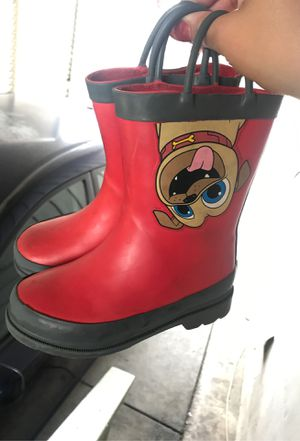 Rain boots for Sale in Santa Ana, CA