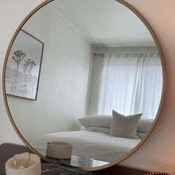 Circular Mirror for Sale in Seattle,  WA