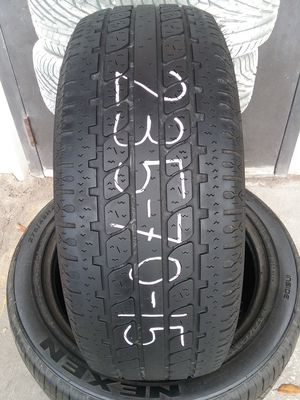 One used 235 70 15 Definity tire for Sale in Jacksonville, FL