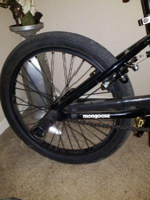 Black Mongoose BMX Bike (Brawler) for Sale in Dearborn, MI