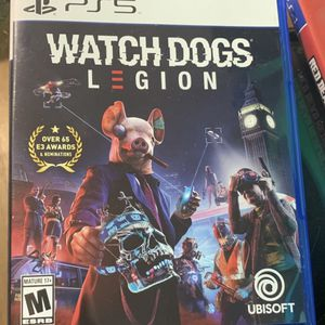 Watch Dogs legion PS5 for Sale in East Hartford, CT