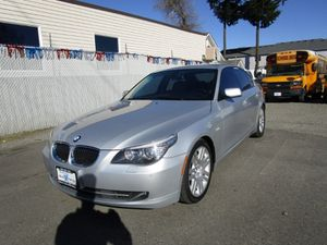 2008 BMW 5 Series for Sale in Auburn, WA