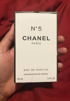 Chanel N•5 100 ml for Sale in Cincinnati, OH