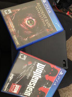 PS4 GAMES BRAND NEW for Sale in Merritt Island, FL