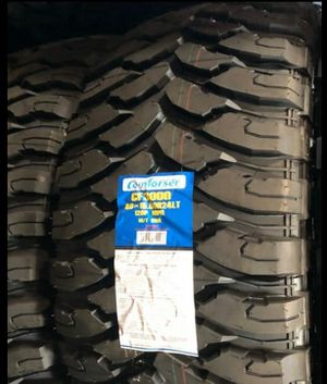 40155024 Mt all new set of tires for Sale in Phoenix, AZ