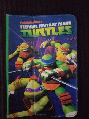 TMNT iPad, Kindle, Nook, etc. case for Sale in Raleigh, NC