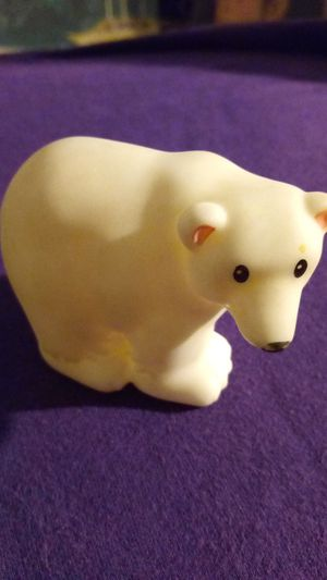 Vintage Little People polar bear toy Numbered for Sale in Tallahassee, FL