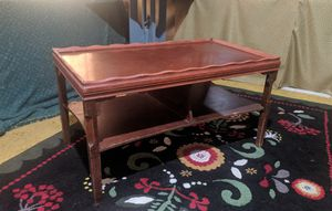 Reddish-brown Coffee Table for Sale in Lake Wales, FL