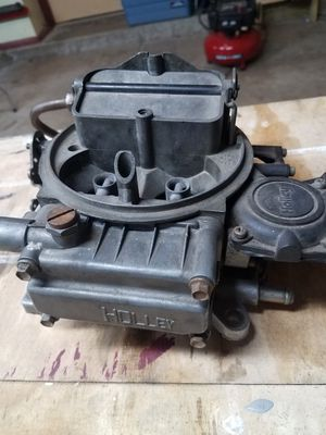 Holley carburetor for Sale in Hanover Park, IL