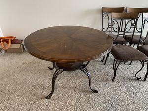 Dining table + 4 chairs for Sale in Seattle, WA