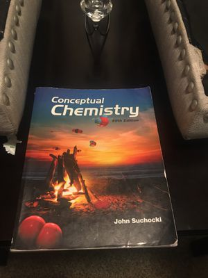 Chemistry Textbook for Sale in Lubbock, TX