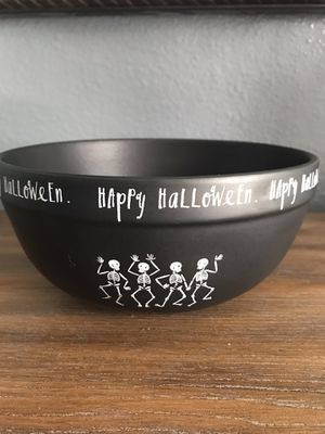 Rae Dunn Halloween bowl for Sale in Land O Lakes, FL
