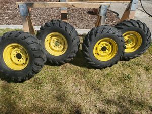 Tractor Wheels and tires for Sale in Kennewick, WA