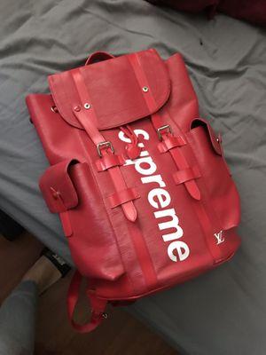 SUPREME x LOUIS VUITTON for Sale in Miami, FL