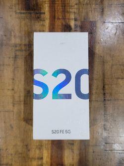 Samsung Galaxy S20 FE 5G Unlocked for Sale in Lynnwood,  WA