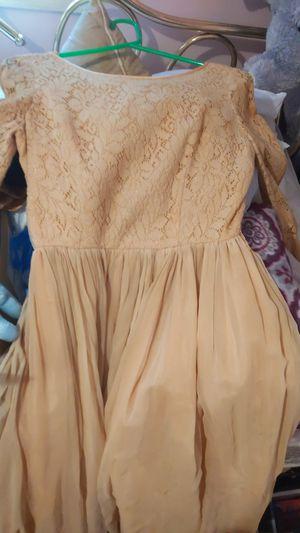 Vintage Wedding Dress for Sale in Carol Stream, IL