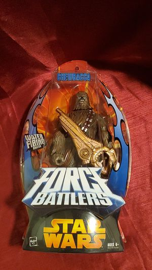 Star Wars Force battlers Chewbacca for Sale in Pico Rivera, CA