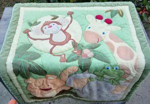 Baby crib blanket set for Sale in Arlington, TX