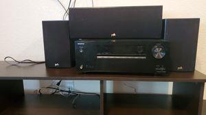 Polk Surround Sound System for Sale in Portsmouth, VA