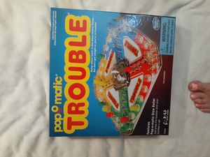 Trouble board game for Sale in PT CHARLOTTE, FL