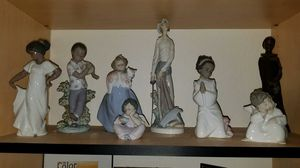 LLADRO PORCELAIN FIGURINES for Sale in Chandler, AZ