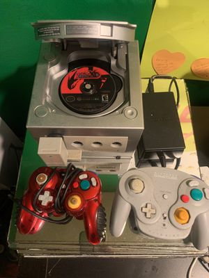 Nintendo GameCube with Pokémon XD for Sale in Silver Spring, MD
