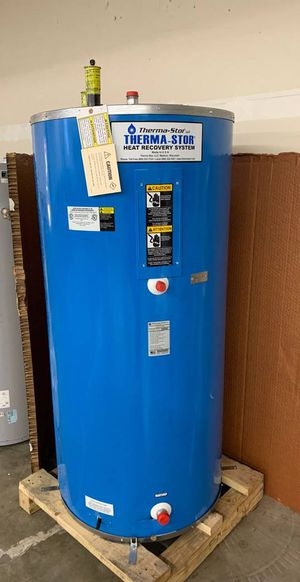 114 gallon THERMA-STOR WATER HEATER WITH WARRANTY FXR for Sale in Los Angeles, CA