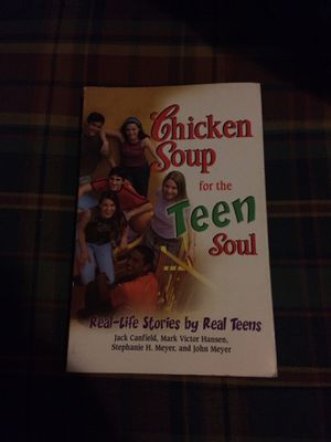 Chicken Soup for the Teen Soul for Sale in Canton, KS
