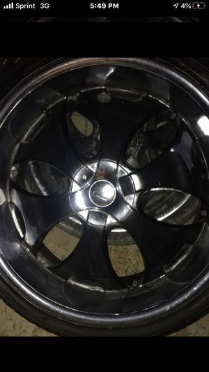 4 (26) inch tires $125 for Sale in Los Angeles, CA