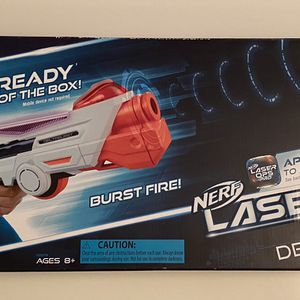 Nerf Laser Ops Burst Fire Combat Blaster NEW!!! for Sale in Boca Raton, FL