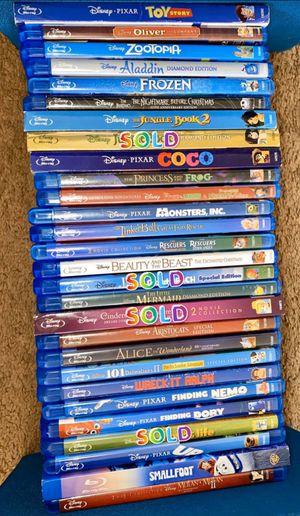 Disney BluRays for Sale in Long Beach, CA